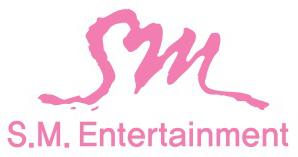 SM 엔터테인먼트 로고