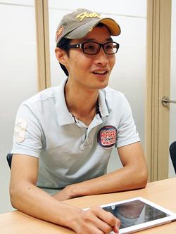 김제선 블루클라우드 개발팀장