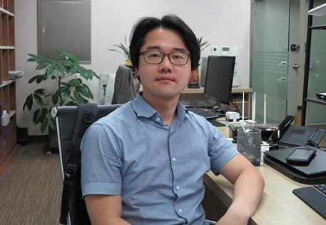 지오서비스 김형준 대표