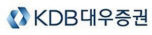 KDB 대우증권 로고