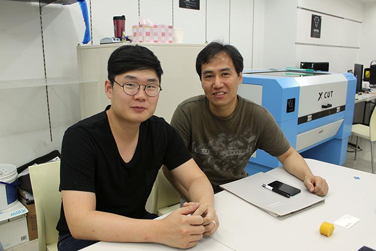 강민혁 오픈크리에이터즈 CEO, 강석훈 소프트웨어 아키텍트