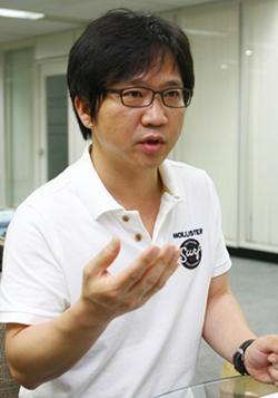 이호성 런던올림픽 공동사진취재단장