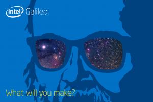 인텔 갈릴레오의 로고
