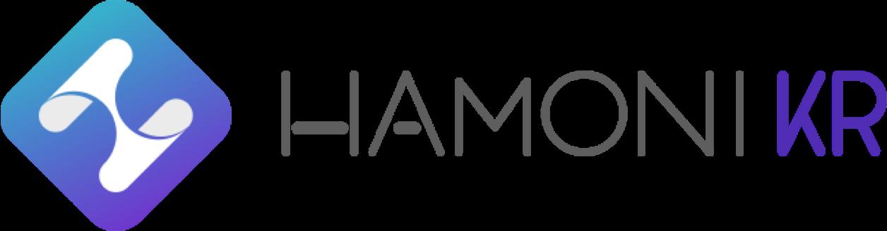 하모니 로고 이미지