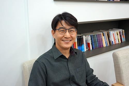 장승욱 KINX 최고기술책임자(CTO, 상무)
