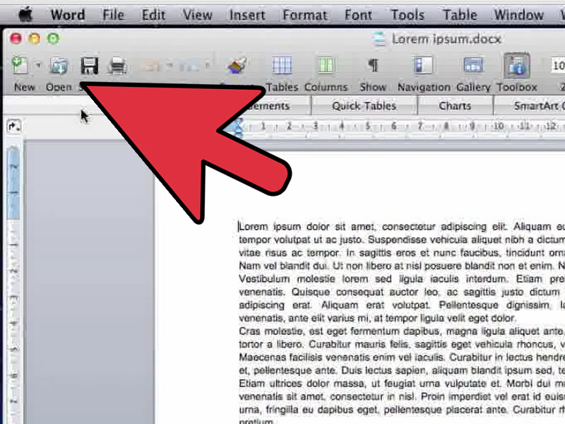 Convert a Microsoft Word Document to PDF Format Step 12 이미지