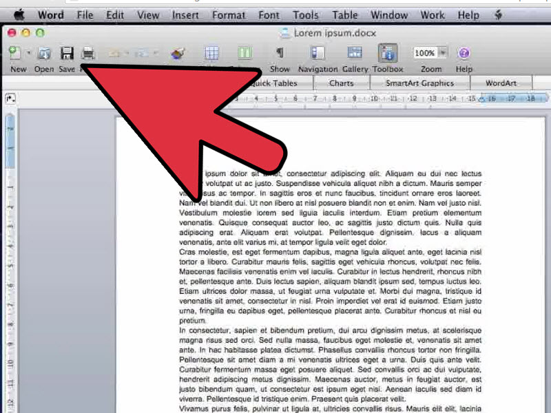 Convert a Microsoft Word Document to PDF Format Step 16 이미지