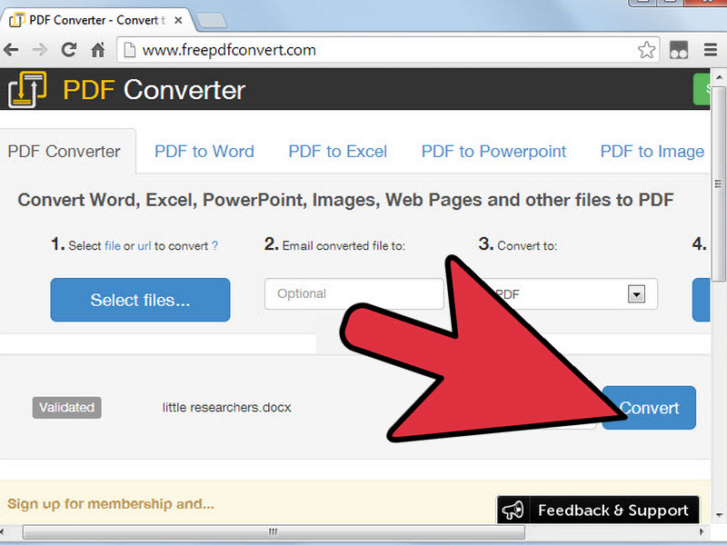 Convert a Microsoft Word Document to PDF Format Step 24 이미지