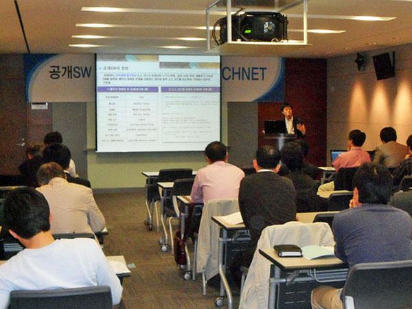 Open Technet 후기 사진