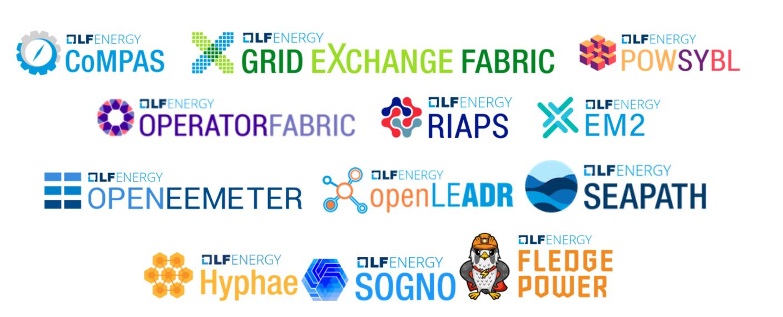 LF 에너지에서 개발중인 오픈소스 기술
