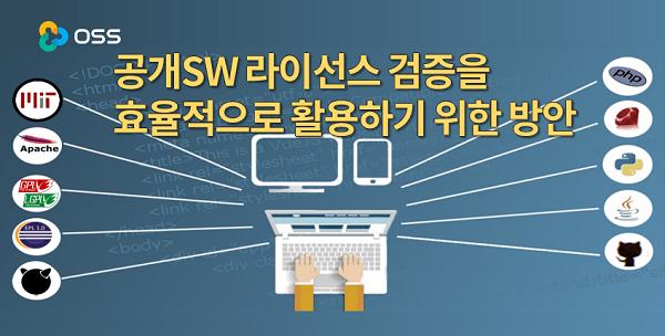 공개SW 라이선스 검증 지원 안내
