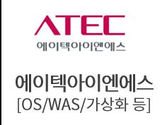 에이텍아이엔에스 [가상화/WAS/운영체제(OS)/데이터관리/WEB서버]