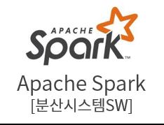 Apache Spark[분산시스템SW]