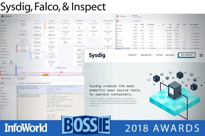시스딕(Sysdig), 팔코(Falco), & 인스펙트(Inspect)