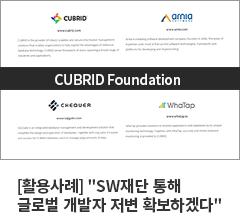 큐브리드 해외재단 설립