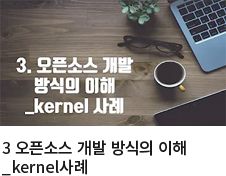 3 오픈소스 개발 방식의 이해_kernel사례